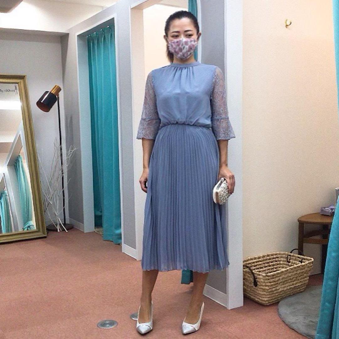 ドレス 身長161cm