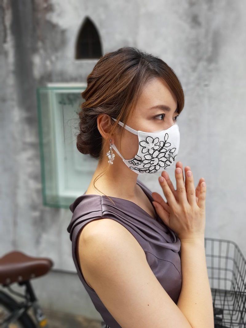 オートクチュール ドレスマスク